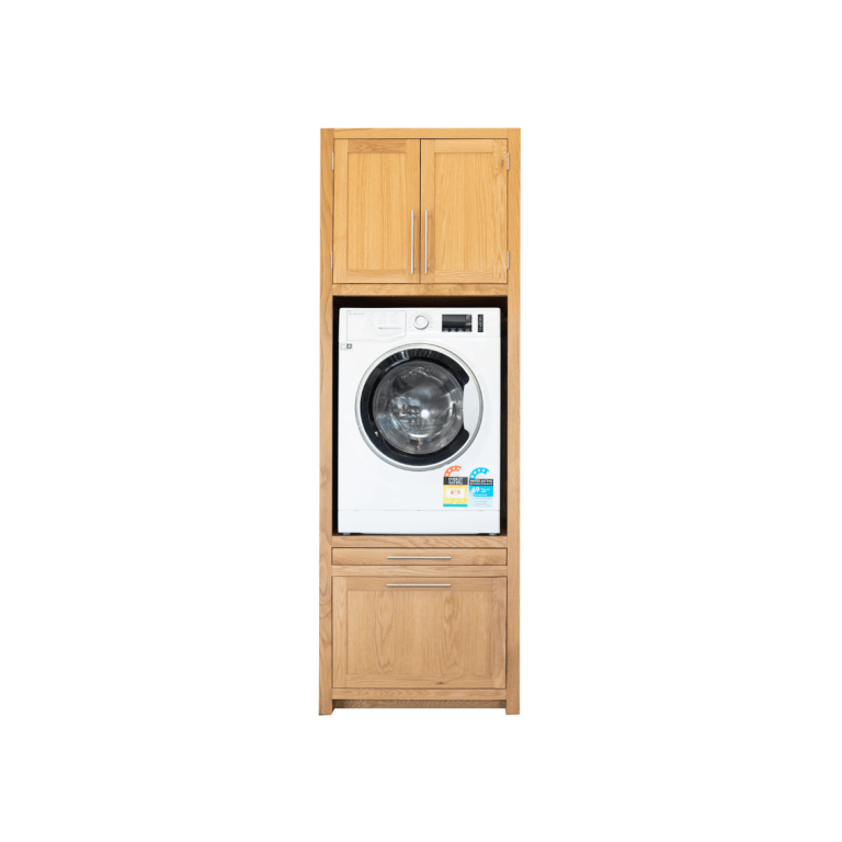 Tall Laundry Appliance cabinet