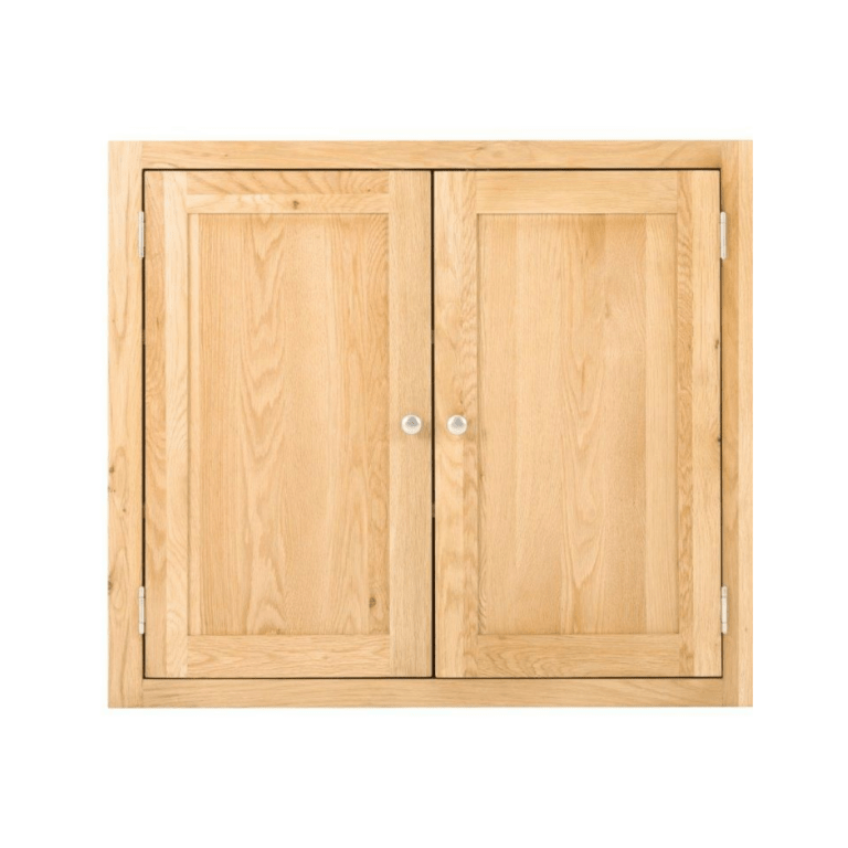 Tall 920 Solid Double Door Wall Cabinet