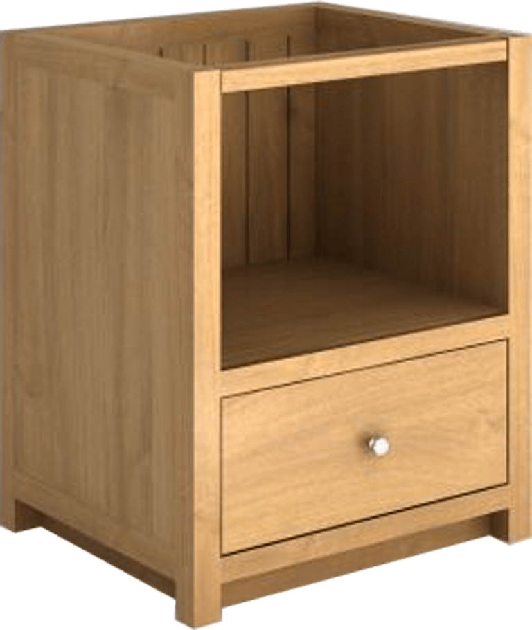 Compact Oven / Dishdrawer Cabinet