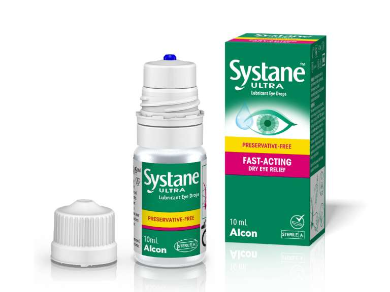 Systane Ultra Preservative-Free