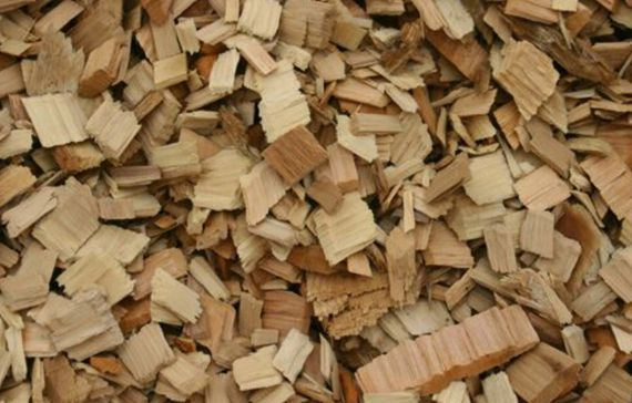 mill wood chip