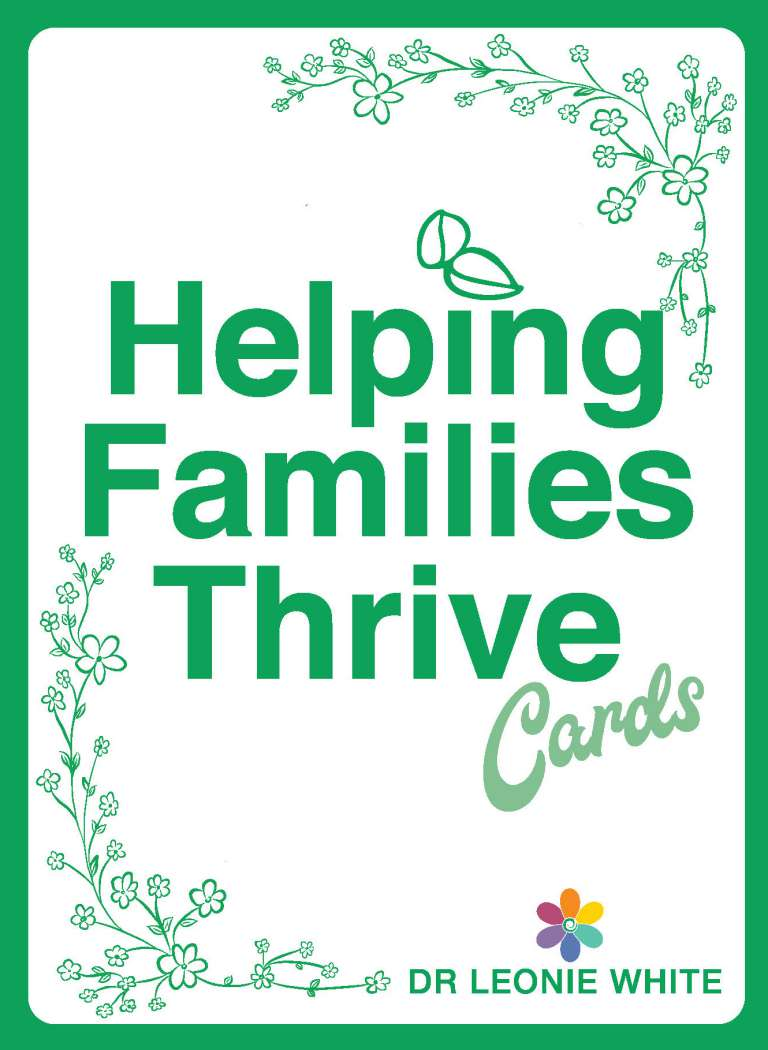 Helping Families Thrive Cards
