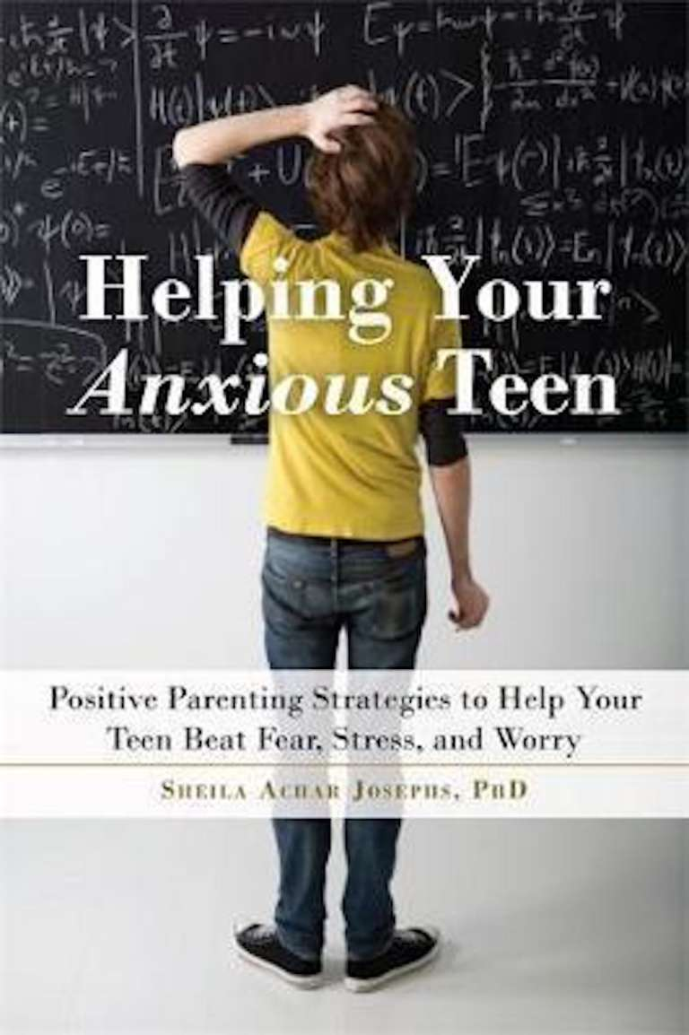 Helping Your Anxious Teen