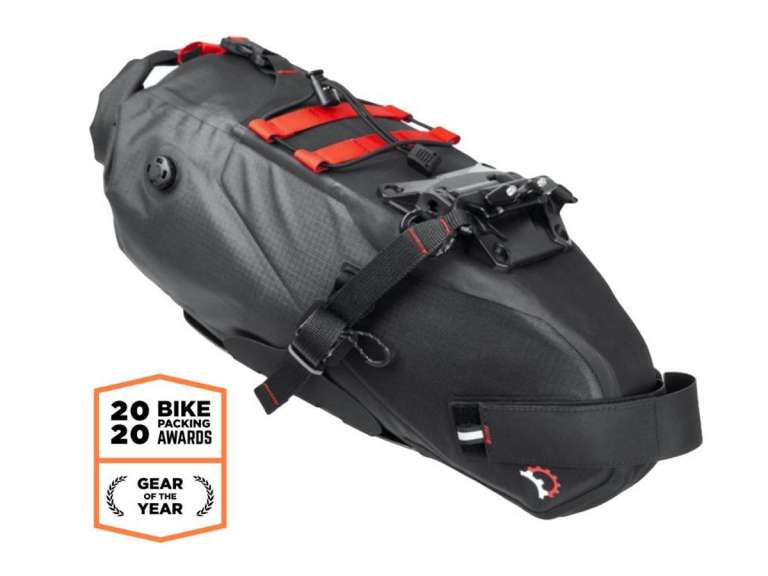 Revelate Spinelock 10L - Gear of the Year, Bikepacking.com 2020