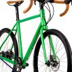 Co-Motion Siskiyou with Rohloff 14-spd hub in Tropical Green Metallic