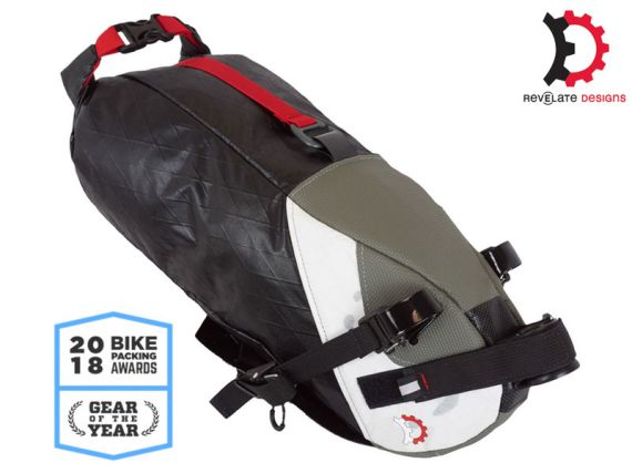 Revelate Designs Vole - 2018 Bikepacking awards Gear of the Year winner