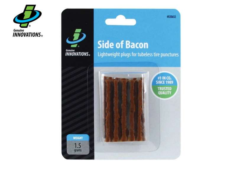 """Genuine Innovations """"Side of Bacon"""" Tubeless Tyre Plugs (20 pack)"""