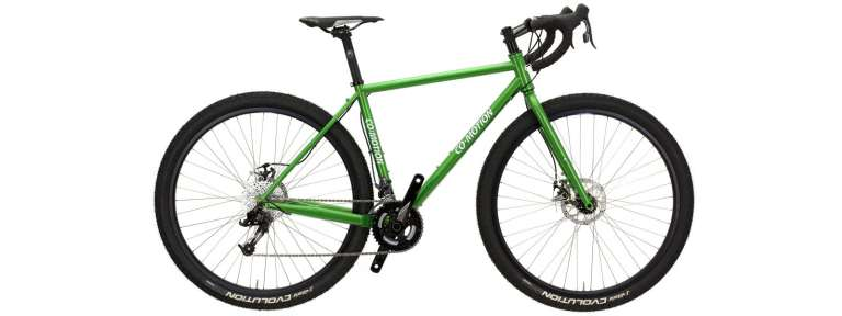 Co-Motion Divide with SRAM 2x10-speed Drivetrain