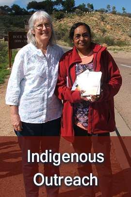 Donation to Indigenous Outreach