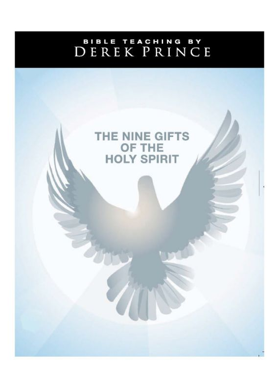 Nine Gifts of the Holy Spirit Study Guide