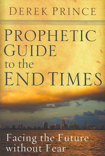 Prophetic Guide to the End Times Book
