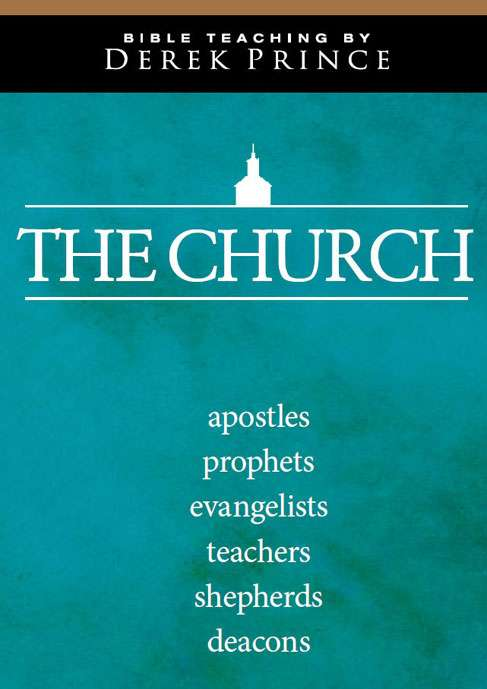 The Church - Volume 1: Universal And Local (Six Part Series)