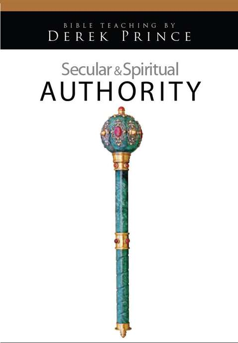 Secular and Spiritual Authority