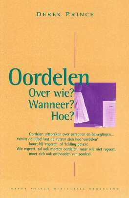 Dutch - Right to Judge, The