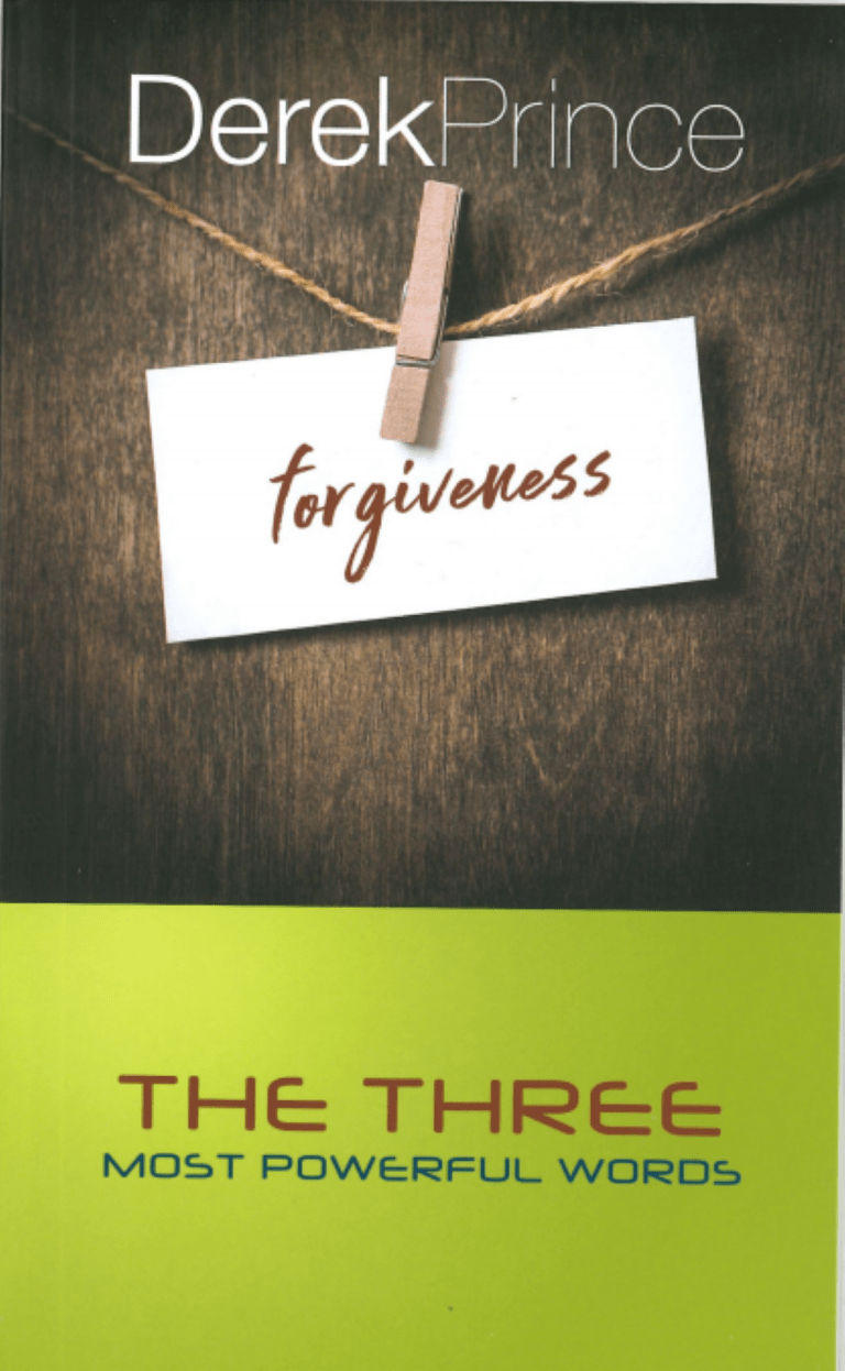 The Three Most Powerful Words