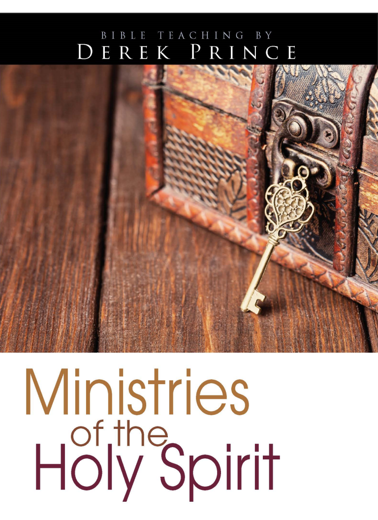 Ministries Of The Holy Spirit