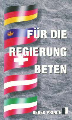 German - Praying for the Government