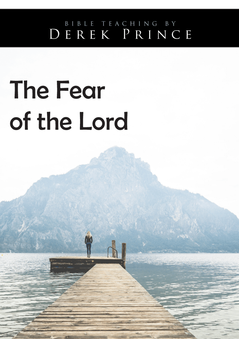 Fear Of The Lord, The (Two Part Series)