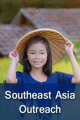 Donation - All Southeast Asia Outreach