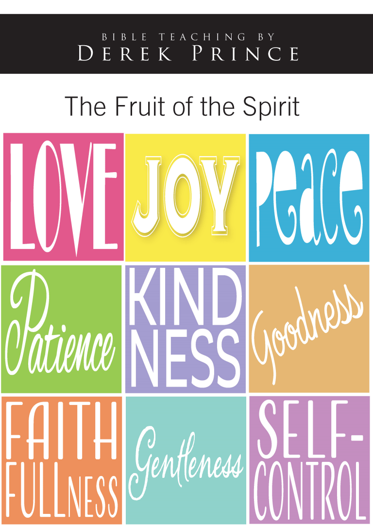 Fruit Of The Spirit (Two Part Series)
