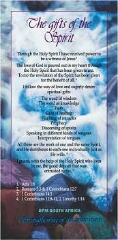 Proclamation - The Gifts of the Spirit