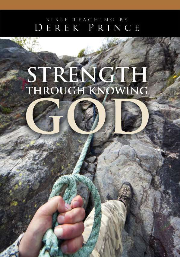 Strength Through Knowing God (Four Part Series)