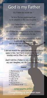 Proclamation - God is my Father Thum