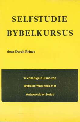 Afrikaans - Self Study Bible Course