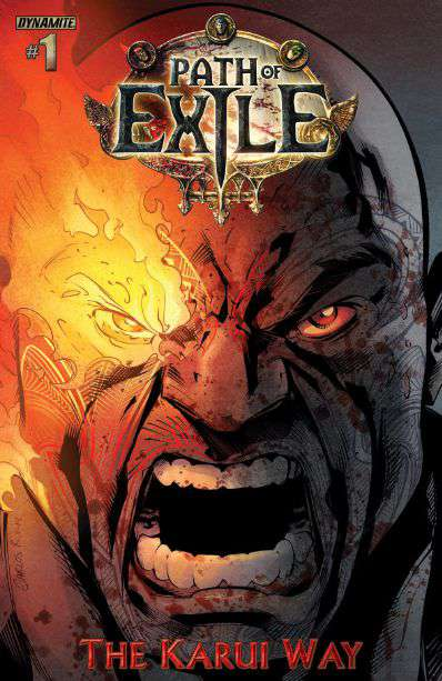 Path of Exile Comic Series