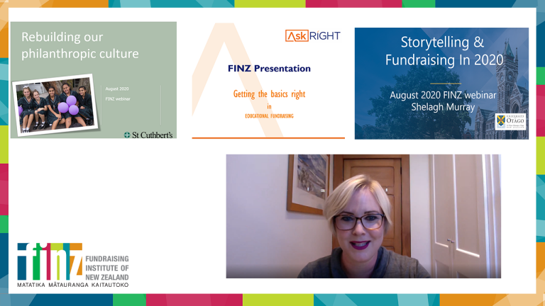 Educational Fundraising within Schools and Universities | FINZ Filmed