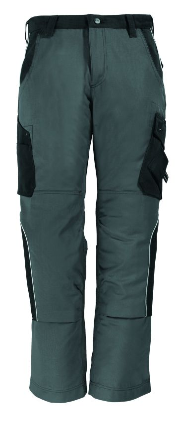BRUNO WORK PANTS GREY/BLACK