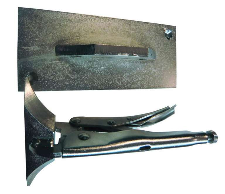 MASC ANVIL AND STANDING SEAM CLAMP