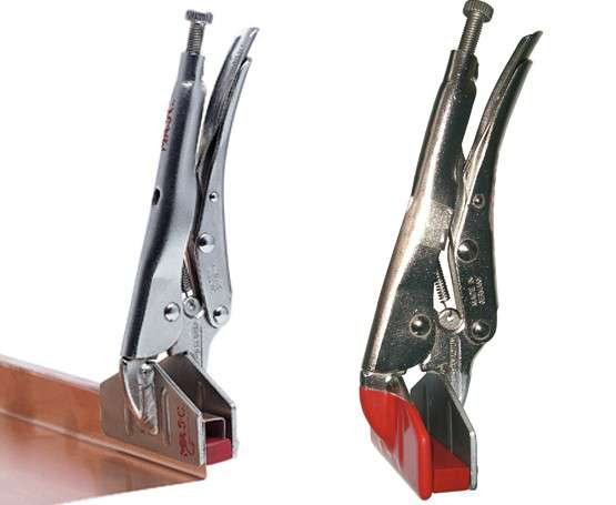 STANDING SEAM CLAMPS