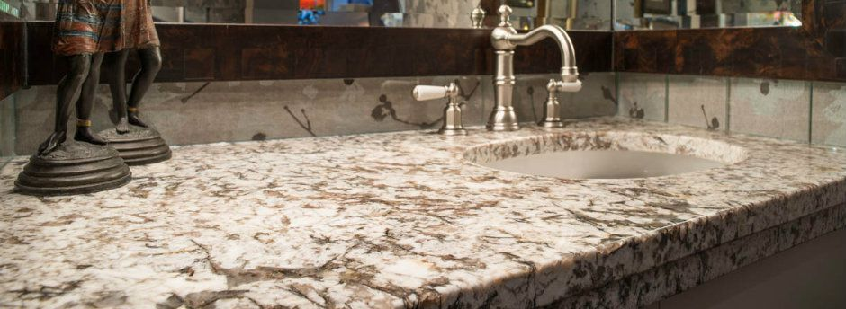 Granite Designworks Nelson | Bathroom vanity tops