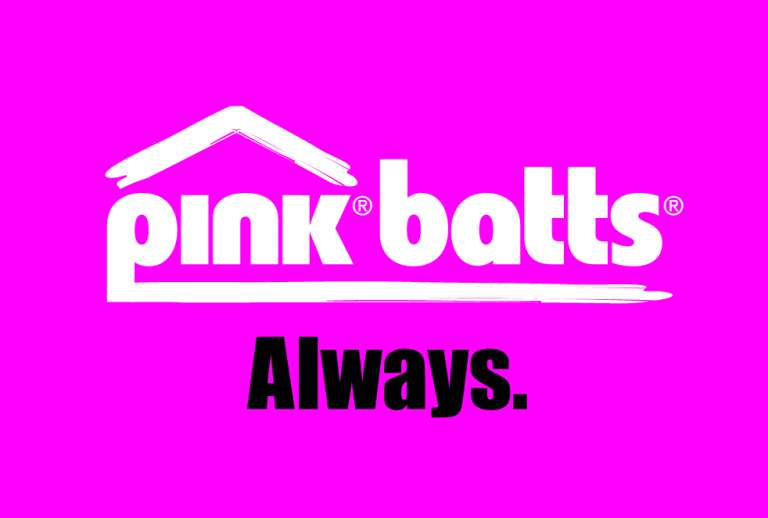 Pink® Batts® insulation has been manufactured locally in NZ by Tasman Insulation for over 50 years. PinkFit® are a nationwide network that specialise in installing Pink® Batts® insulation.