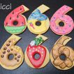 ibicci Shopkins 6 Birthday cookies