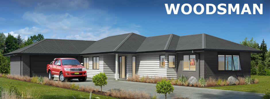 New House and Land packages| Building homes in Motueka and Nelson : Kahurangi Homes - Woodsman house plans