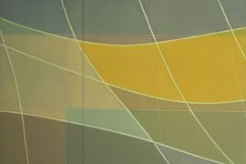 'Frame #1' 2010 oil on canvas 750x600mm