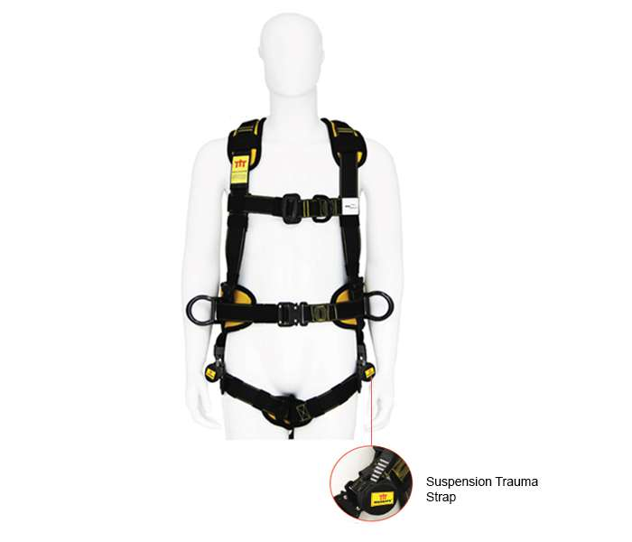 PROFESSIONAL TOWER/CONSTRUCTION HARNESS