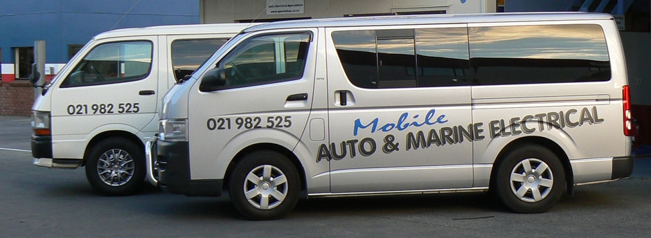 Mobile Automotive And Electrical Service Breakdowns And