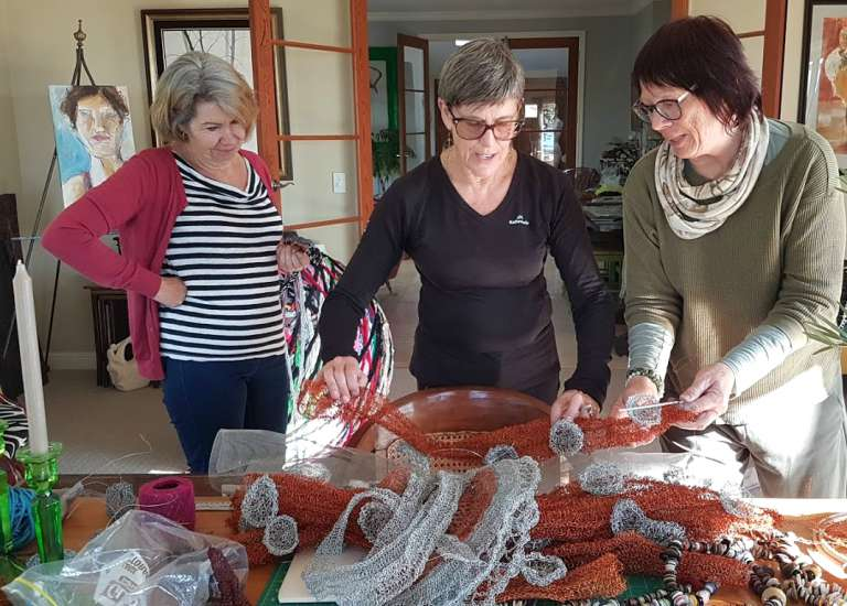 Unconventional and unusual materials workshop