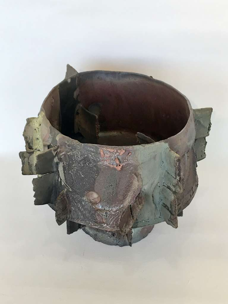 Tracy Keith, Ihirangi (Dawn), Raku Fired Ceramic  280 H x 210 W,  $1,800