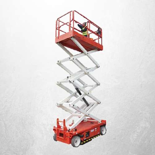 8m Electric Scissor Lift