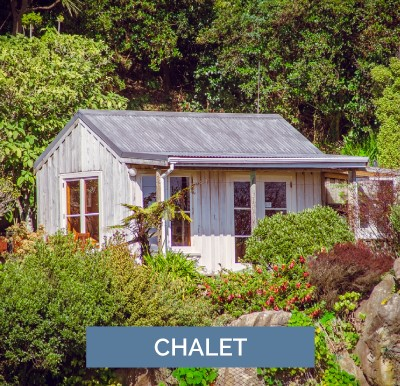TE HAPU The Chalet and sleepout holiday home accommodation in Golden Bay, New Zealand