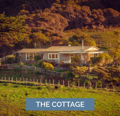TE HAPU The Cottage holiday home accommodation in Golden Bay, New Zealand