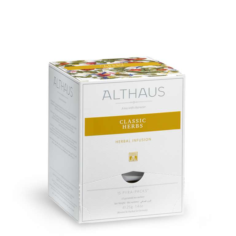 Althaus Classic Herbs - Pyra Pack