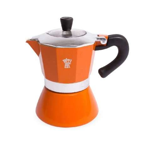 Pezzetti BelleExpress Induction Stovetop - Orange