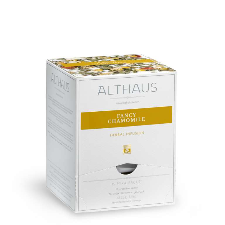 Althaus Fancy Chamomile - Pyra Pack