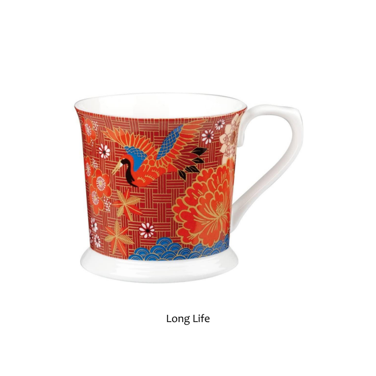 Hidden World Mug - Long Life