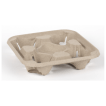 Takeaway Coffee Cup Tray - 4 Cup